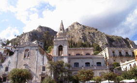 Cathedral of Taormina