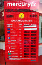 foreign currency exchange rate in Paddington area 18 Sep 2015
