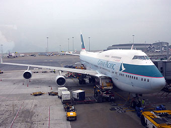 Cathay Pacific Airways Flight 542