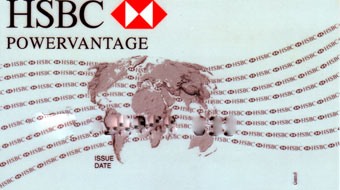 HSBC PowerVantage ATM Card