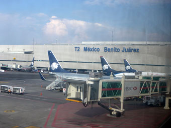 Mexico City Benito Juárez International Airport